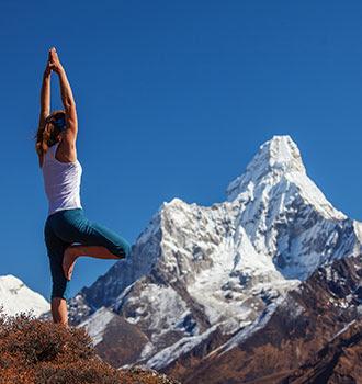 9nts, Yoga in the Himalayan Foothills to Rishikesh
