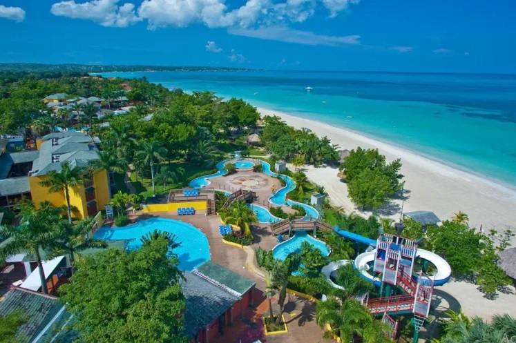 Beaches Negril Resort And Spa - Skytrak Travel